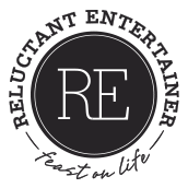 Reluctant Entertainer - Feast on Life