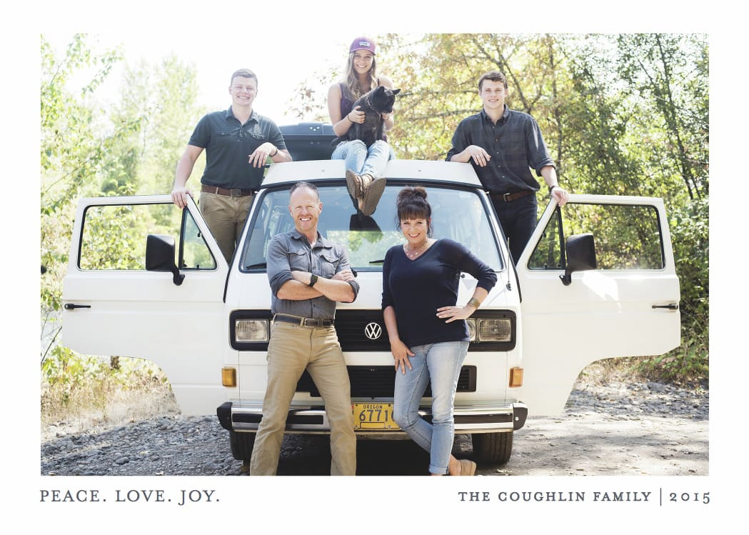Coughlin Family 2015