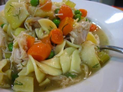 1 nudge soup