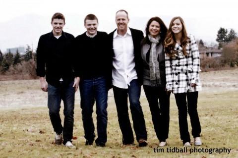 Coughlin Family Christmas 2009