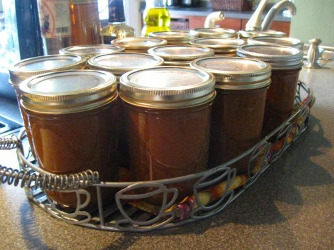 Sweet Apple Butter