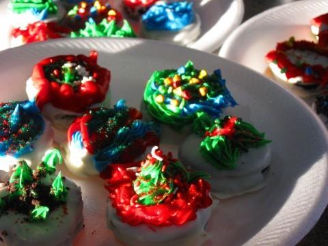 BG Oreos Christmas
