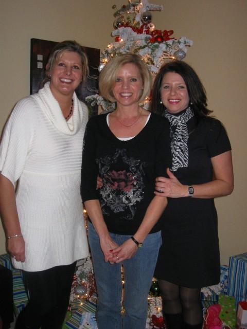 Sisters Christmas 2009
