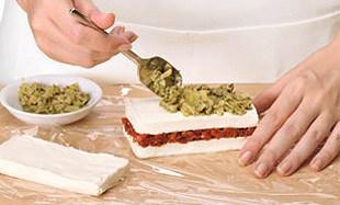 Layered-Sundried-Tomato-Artichoke-Spread-Step2