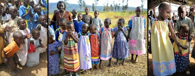 Pillowcase Dresses For Africa Extraordinary Pillowcase Dresses For Africa