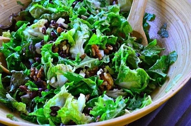 How to Core a Pineapple and Black Bean Salad with ...