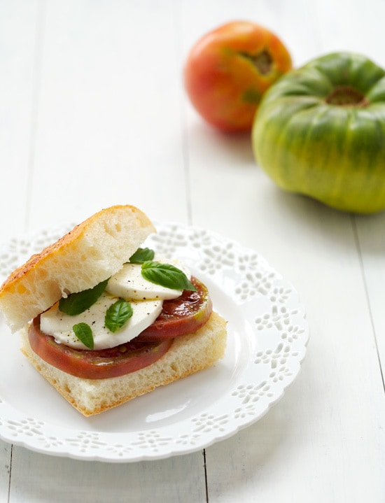 RE Friday Round-Up: Caprese Salad Served Many Ways - Reluctant ...