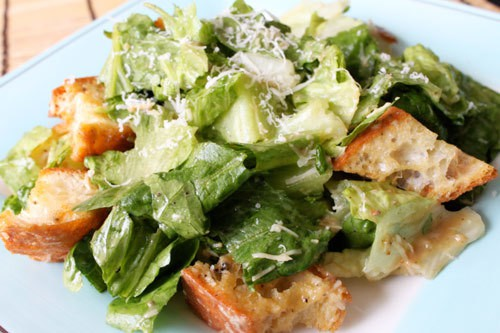 RE Friday Round-Up: Caesar Salad is a Comfort Food