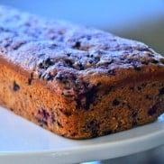 Blackberry Spelt Bread