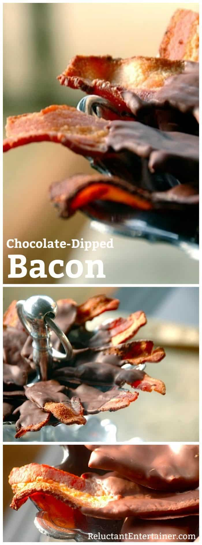 Chocolate-Dipped Bacon Recipe