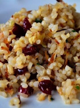Rice cooker tips and fruit and nutty brown rice ingredients 3 cups brown rice ccuart Images