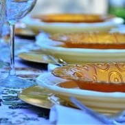 Setting an Autumn Table | Reluctant Entertainer