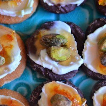 Mascarpone Marmalade Bites Appetizer