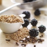 Blackberry Farro | Reluctant Entertainer