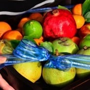Bringing fresh fruit to a party | Reluctant Entertainer