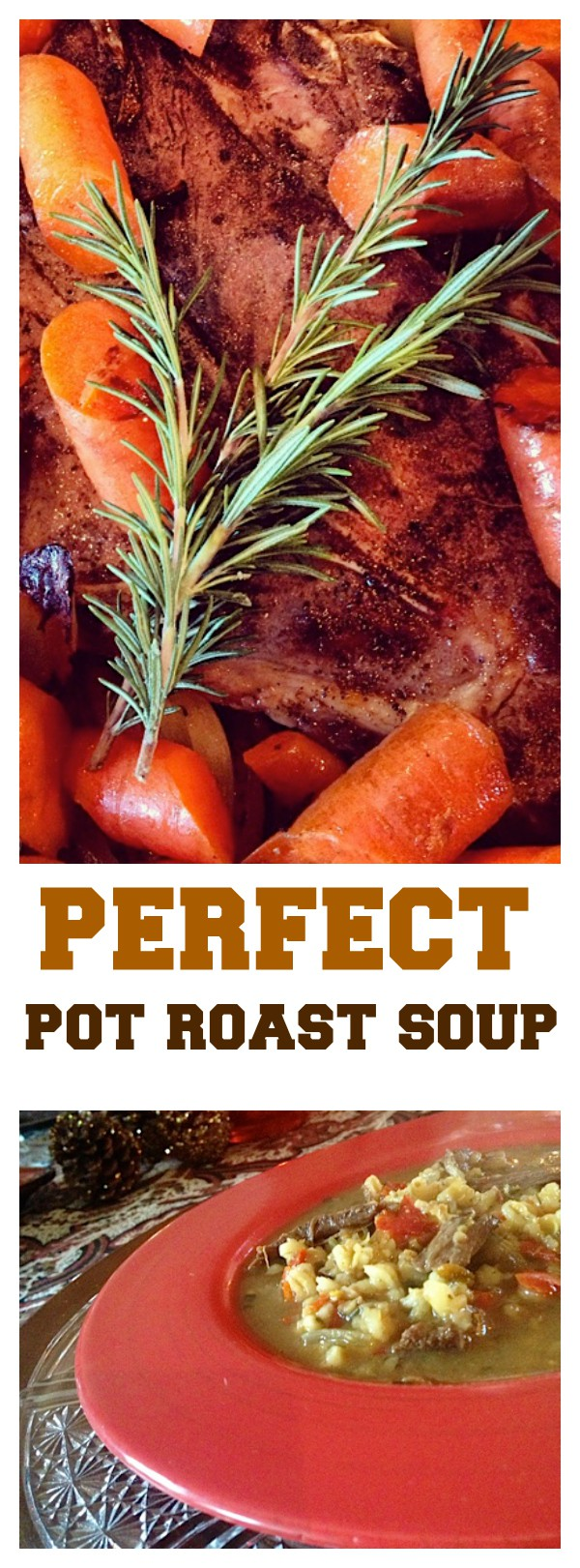 Pioneer Woman's Perfect Pot Roast Soup