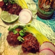 Meatball Tacos | Reluctant Entertainer