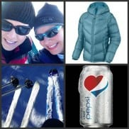 @DietPepsi #sharethelove Skiing Love List