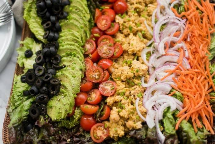 Cobb Salad Vegan