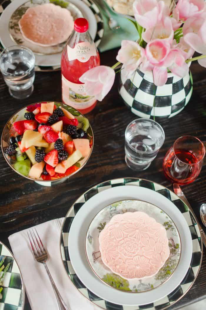 Wondrous Vanilla Fruit Salad Recipe Interior Design Ideas Lukepblogthenellocom