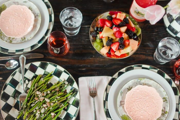 Delicious Vanilla Fruit Salad Recipe