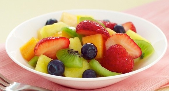 Very Vanilla Fruit Salad Recipe