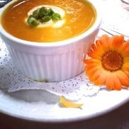 Carrot Orange Soup | Reluctant Entertainer