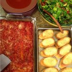 spinach & cheese stuffed manicotti from recipegirl