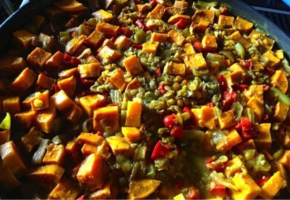 Red Lentil and Sweet Potato Stew   Reluctant Entertainer