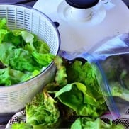 Why buy a salad spinner