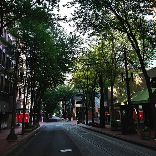 Downtown Portland, OR