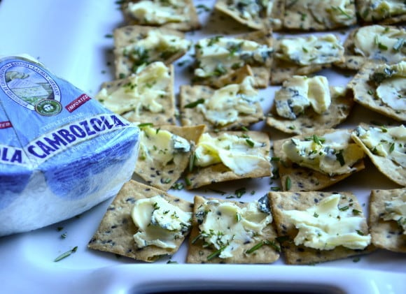 Cracker and Cheese Recipe