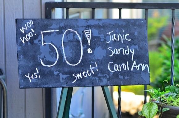 50 chalkboard