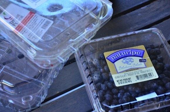 store berries