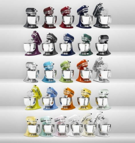 KitchenAid stand mxier