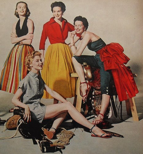 Mid Century Fashion