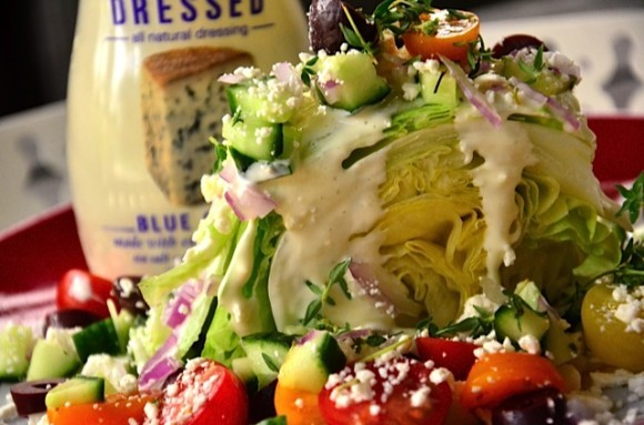 Taste of Spain Wedge Salad
