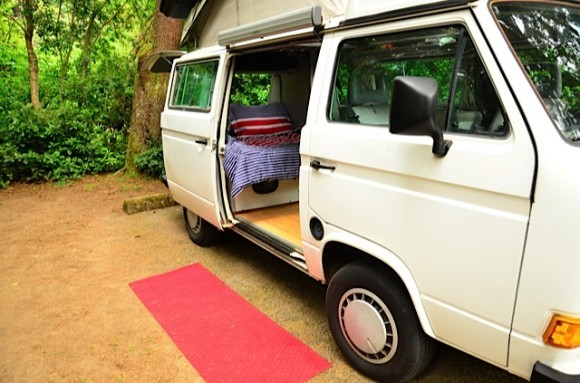 10 Top VW Glamping Tips