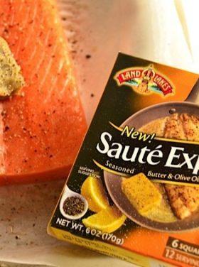 Saute Express Salmon
