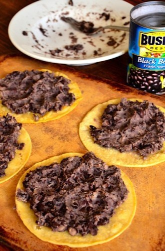 Bush's Black Bean Mexican Pizza | Reluctant Entertainer
