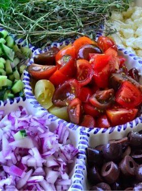 Taste of Spain Wedge Salad