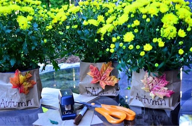 DIY Autumn Mum   ReluctantEntertainer.com