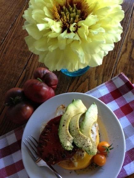 Garden Squash Breakfast | ReluctantEntertainer.com