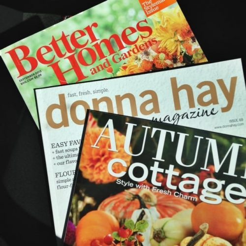 Fall Magazines | Reluctant Entertainer.com