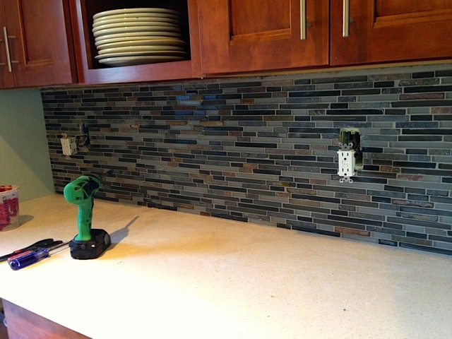 Countertops And Backsplash Lowe S Home Improvements Diy