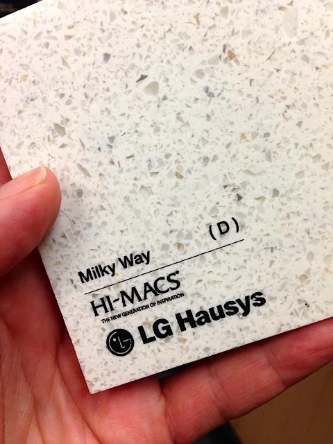 HI-MACS LG Hausys Countertops