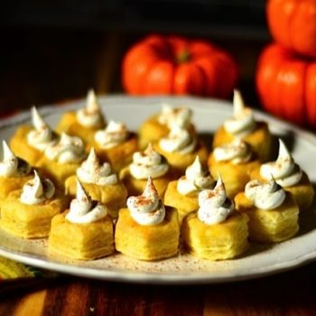 Pumpkin Custard Cups