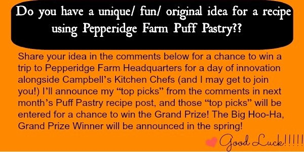 PF Puff Pastry Contest