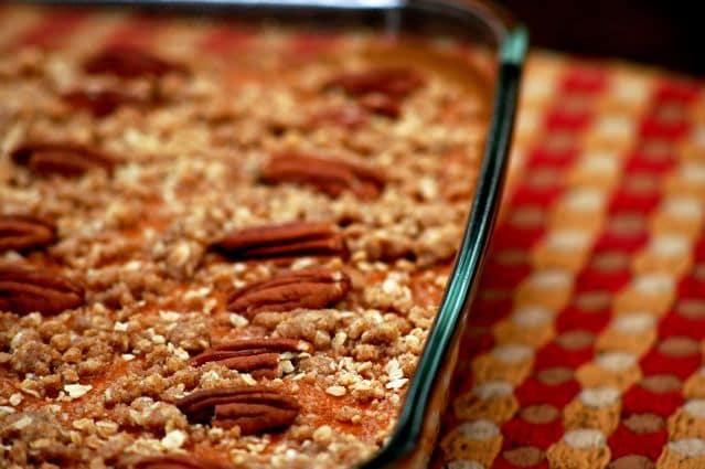 Orange Sweet Potato Recipe | ReluctantEntertainer.com