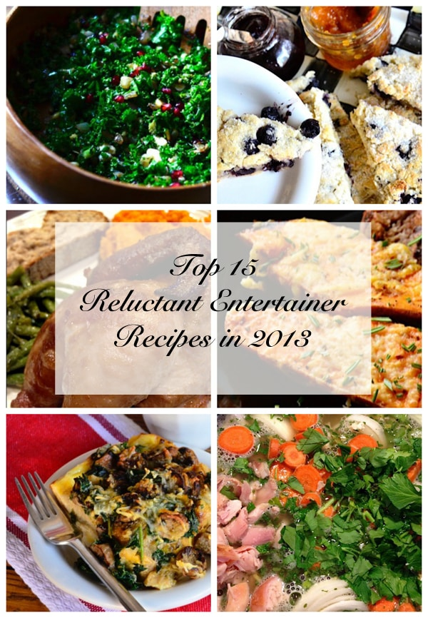 Top 15 Entertaining Recipes